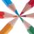 crayons · Rainbow · ordre · blanche · école - photo stock © vapi