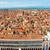 venice roofs from above stock photo © vapi