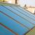 napelemek · ház · tető · fény · zöld · tudomány - stock fotó © vapi