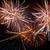 Colorful holiday fireworks stock photo © vapi