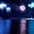 fogos · de · artifício · azul · colorido · preto · céu · feliz - foto stock © vapi