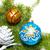Noël · cadeau · branche · isolé · blanche - photo stock © vapi