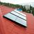 güneş · su · ısıtma · kırmızı · ev · çatı - stok fotoğraf © vapi