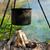 pot boiling on the fire stock photo © vapi