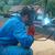welder working with metal construction stock photo © vapi