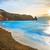 rocas · surf · puesta · de · sol - foto stock © vapi
