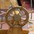 vintage · schip · stuur · motor · brug · metaal - stockfoto © vapi