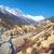 rio · tibete · água · grama · floresta - foto stock © vapi