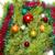 Рождества · мяча · филиала · изолированный · белый - Сток-фото © vapi