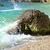 grande · ondas · costa · mar · espuma · praia - foto stock © vapi