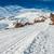 синий · гор · облака · зима · лыжных · курорта - Сток-фото © vapi