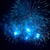 bleu · feux · d'artifice · noir · ciel · heureux · lumière - photo stock © vapi