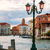 lamp on the streen at grand canal venice stock photo © vapi