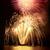 tűzijáték · fekete · égbolt · absztrakt · fény · háttér - stock fotó © vapi