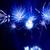 gyönyörű · tűzijáték · fekete · égbolt · fény · háttér - stock fotó © vapi