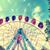 ferris wheel in the green park stock photo © vapi