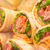 fresco · saboroso · presunto · legumes · frescos · queijo - foto stock © vapi