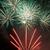 belo · fogos · de · artifício · preto · céu · luz · fundo - foto stock © vapi
