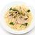 гриб · спагетти · продовольствие · зеленый · мяса · белый - Сток-фото © varts