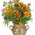bouquet · fleurs · argile · pot · rose · Lily - photo stock © vavlt