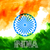 abstrato · tricolor · indiano · bandeira · feliz · dia - foto stock © vectomart