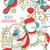 rena · boneco · de · neve · ilustração · formato · eps · 10 - foto stock © vectomart