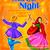 éjszaka · poszter · illusztráció · emberek · tánc · lemez - stock fotó © vectomart