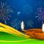 diwali · ognia · ilustracja · odznaczony · szczęśliwy · świetle - zdjęcia stock © vectomart