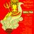 deusa · feliz · texto · significado · outono · ilustração - foto stock © vectomart
