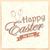 wesołych · Świąt · typografii · ilustracja · Wielkanoc · strony · szczęśliwy - zdjęcia stock © vectomart