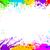 coloré · Splash · wallpaper · illustration · résumé · espace - photo stock © vectomart