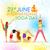 internacional · yoga · día · ilustración · mujer · mundo - foto stock © vectomart