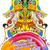 colorido · feliz · color · festival · India · celebración - foto stock © vectomart