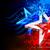 résumé · drapeau · américain · illustration · fête · design · fond - photo stock © vectomart