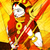 diosa · feliz · ilustración · significado · todo · poder - foto stock © vectomart