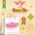 happy navratri offer promotions stock photo © vectomart