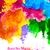 felice · illustrazione · abstract · colorato · significato · vernice - foto d'archivio © vectomart