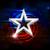 drapeau · américain · illustration · frontière · fête - photo stock © vectomart