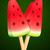 watermelon ice cream stock photo © vectomart