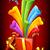 nap · illusztráció · ki · ajándék · doboz · mosoly · születésnap - stock fotó © vectomart