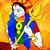 diosa · feliz · ilustración · fondo · poder · dios - foto stock © vectomart