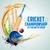 クリケット · バット · ボール · アイコン · ベクトル · 画像 - ストックフォト © vectomart