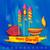 happy diwali background stock photo © vectomart