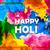felice · illustrazione · abstract · colorato · vernice · colore - foto d'archivio © vectomart