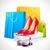 colorido · zapato · negocios · compras · arte · zapatos - foto stock © vectomart