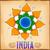elegante · indio · bandera · diseno · hermosa · arte - foto stock © vectomart