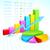 negócio · atuação · traçar · diagrama · seta - foto stock © vectomart