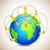 всемирная · паутина · электронной · коммерции · дизайна · иллюстрация · интернет - Сток-фото © vectomart