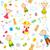 kinderen · permanente · ballon · illustratie · gelukkig · school - stockfoto © vectomart