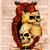stile · cranio · stampa · retro · illustrazione - foto d'archivio © vectomart